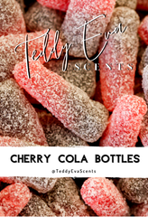 Cherry Cola Bottles Teddy Clamshell