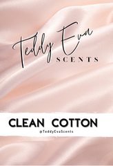Clean Cotton Teddy Clamshell