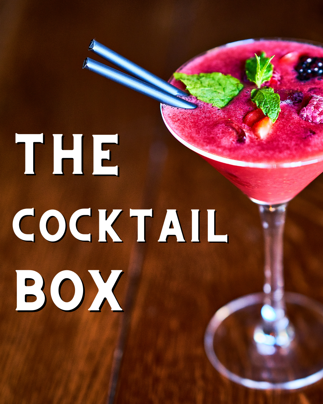 The Cocktail Gift Box