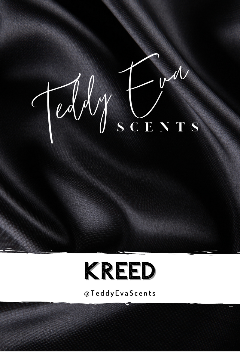 Kreed (Creed Aventus Dupe) Teddy Clamshell