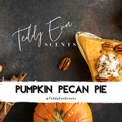 Pumpkin Pecan Pie Teddy Pot