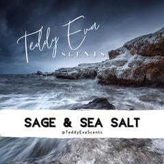Sage & Sea Salt Teddy Pot