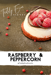 Raspberry Peppercorn Clamshell