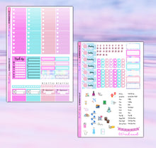 Load image into Gallery viewer, Mermaid Planner Stickers | Happy Planner | Weekly Kit | Printable