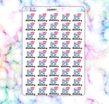 Load image into Gallery viewer, Cleaning Planner stickers | fits any planner