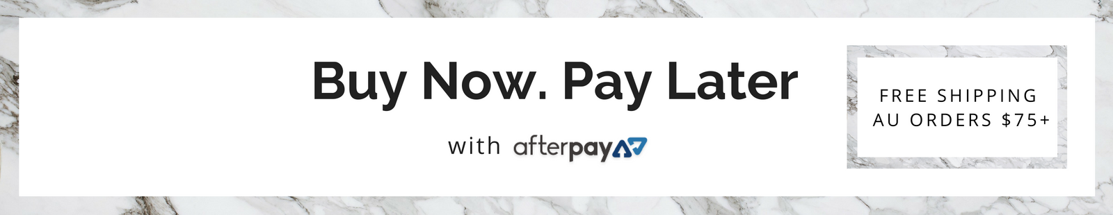 afterpay online store
