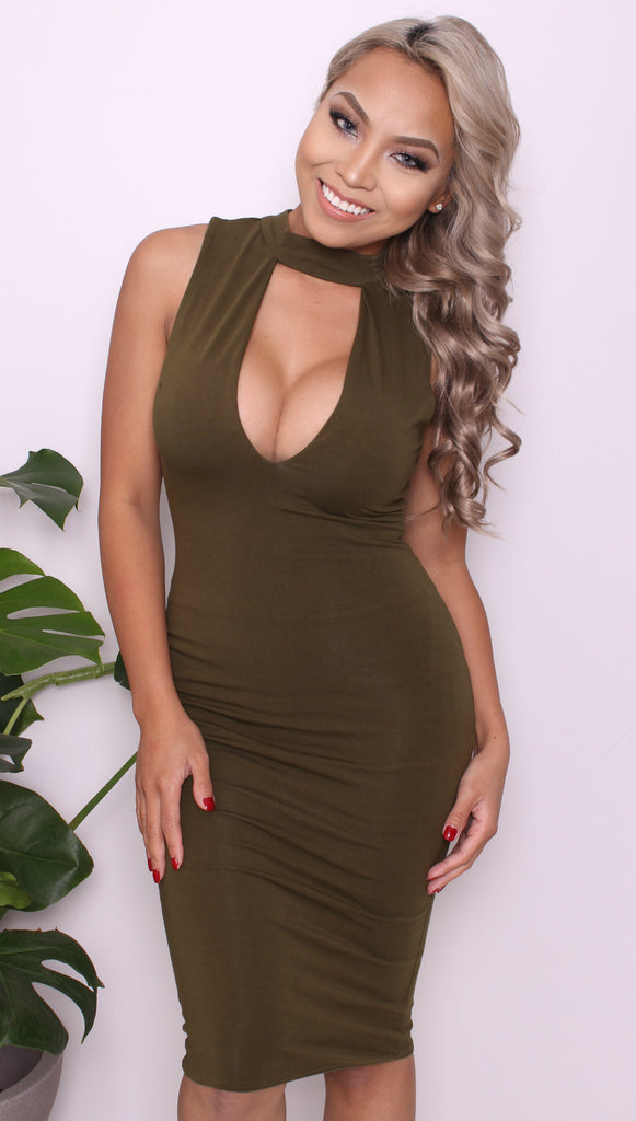Stacey  Bodycon Dress