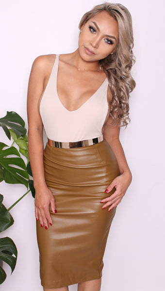 """Ellie"" Pencil Skirt"