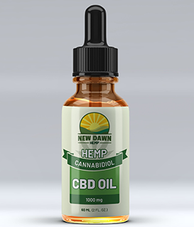 CBD (Cannabidiol) Hemp Oil
