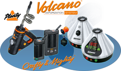 Storz and Bickel Crafty Vaporizer NamasteVapes