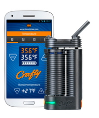 Crafty Vaporizer Ireland NamasteVapes