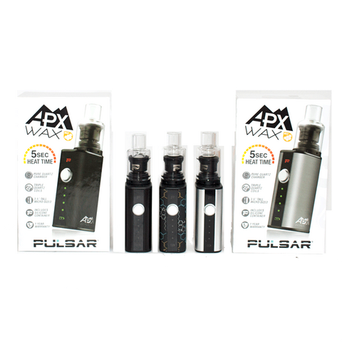 Picture of Pulsar APX Wax Vaporizer Kit