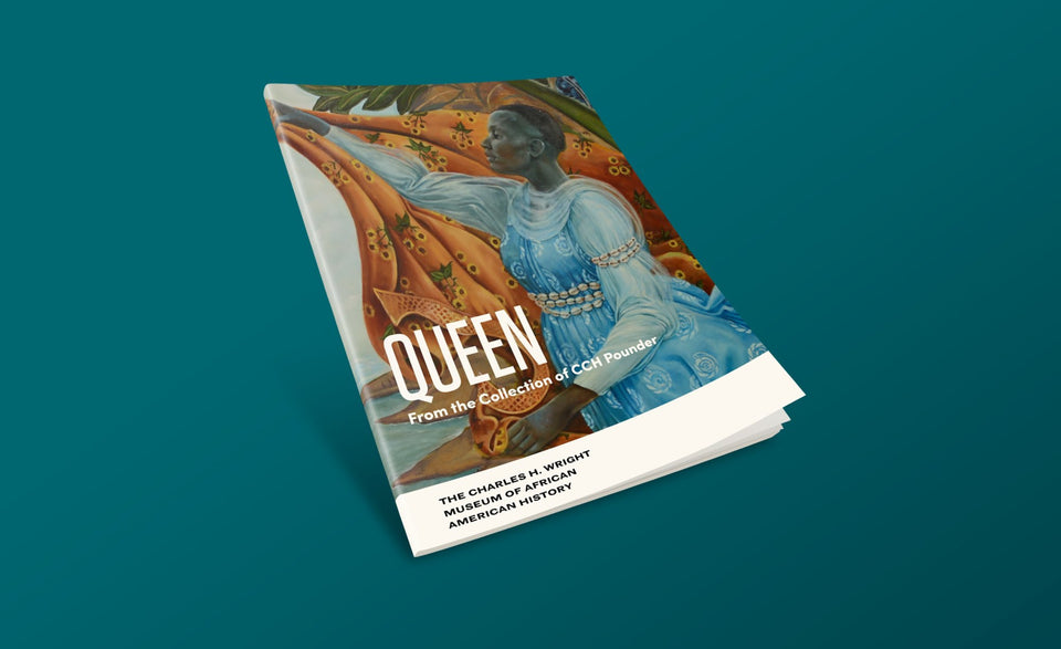 Queen: From the Collection of CCH Pounder