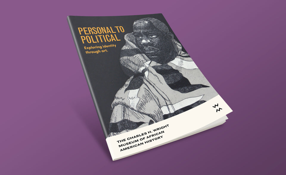 Personal to Political Exhibition Catalog