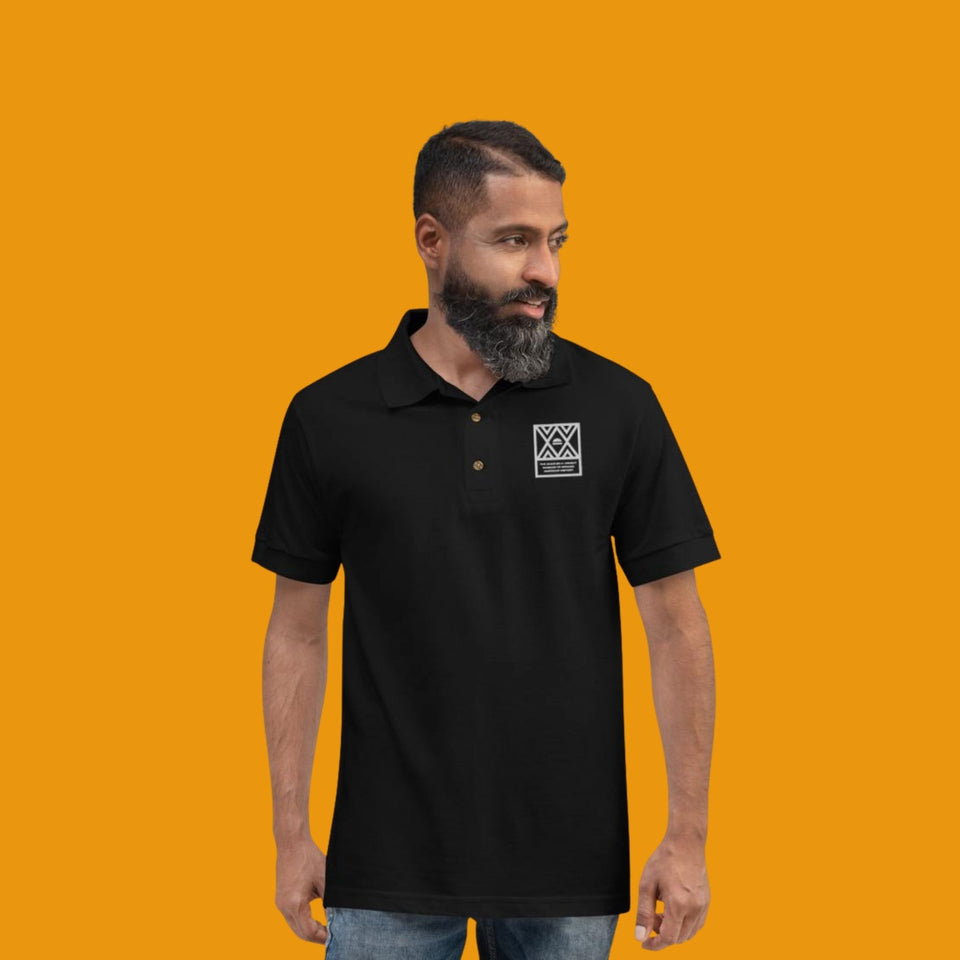 Wright Museum Embroidered Polo Shirt