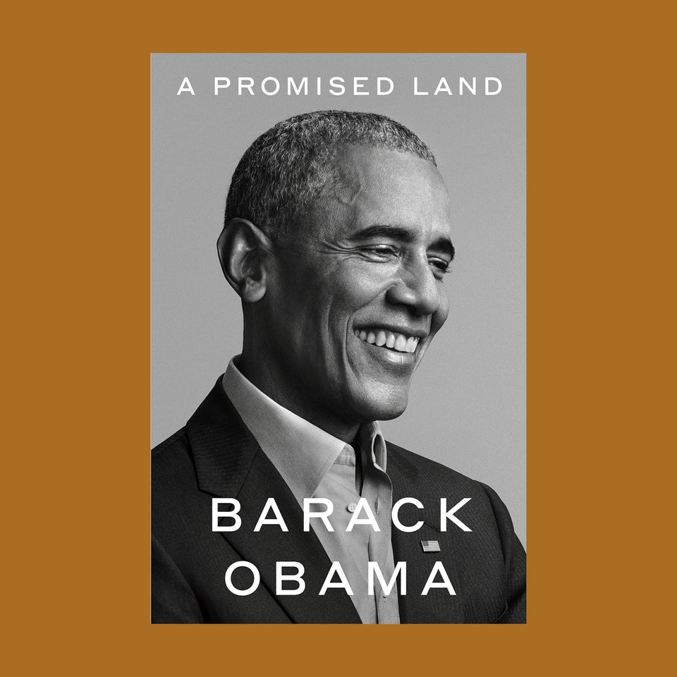 Hardcover Book - A Promised Land by Barack Obama