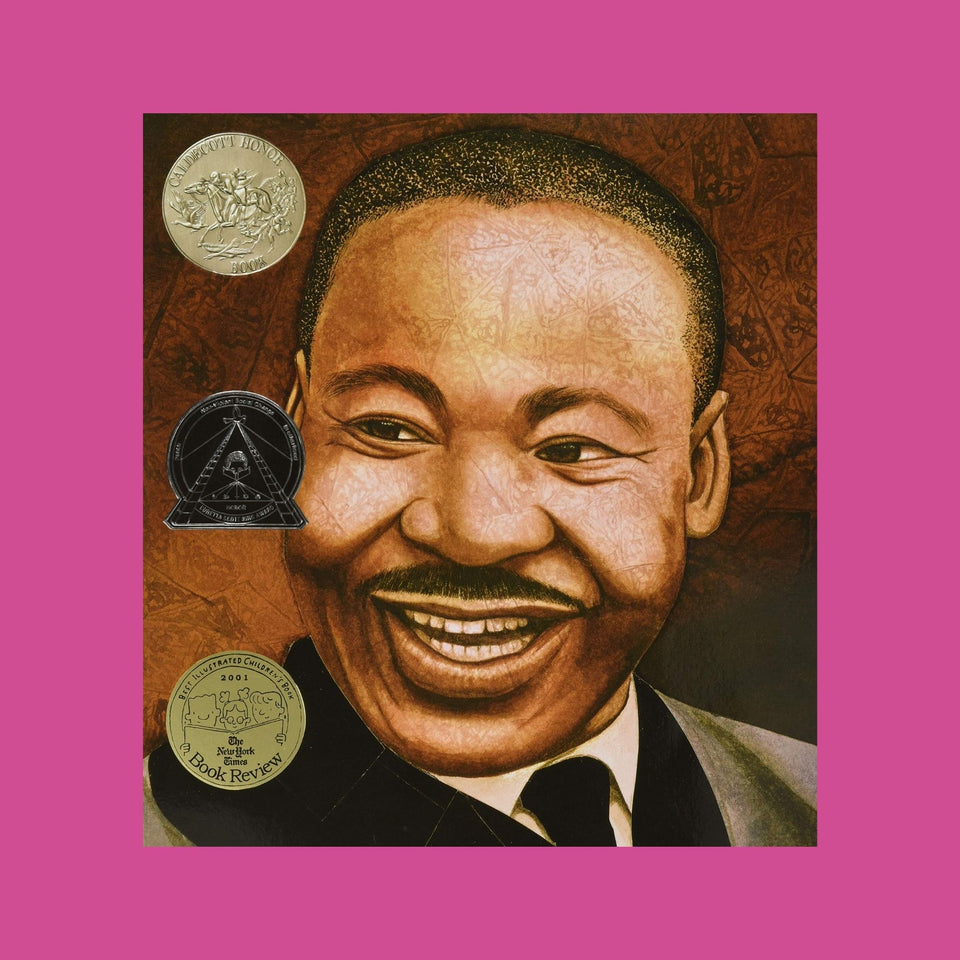 Martin's Big Words (The Life of Dr. Martin Luther King, Jr.)