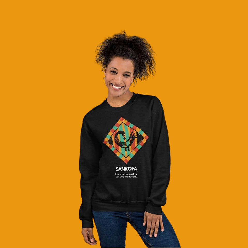 Sankofa II Collection Unisex Sweatshirt