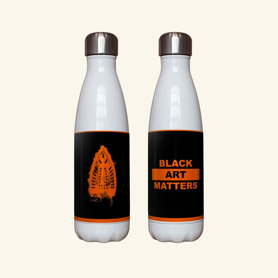 Black Art Matters Stainless Steel Water Bottle
