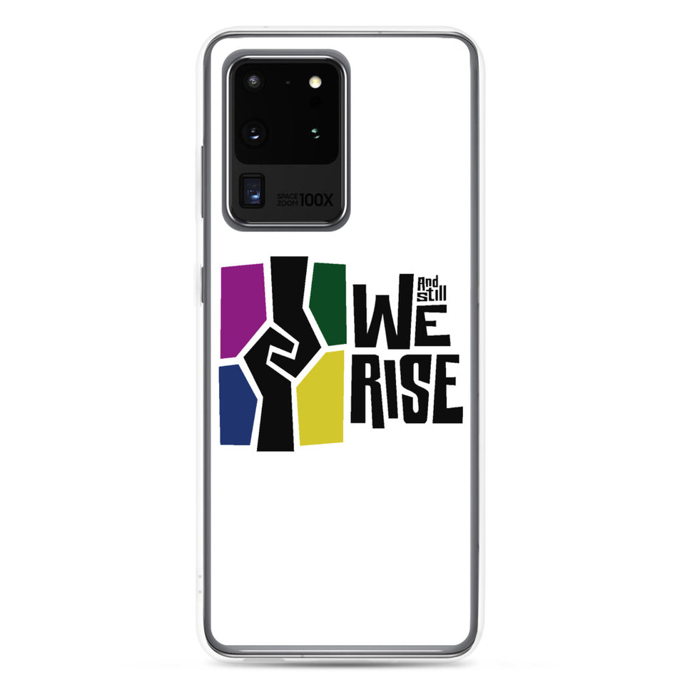 And Still We Rise Logo Samsung Mobile Phone Case