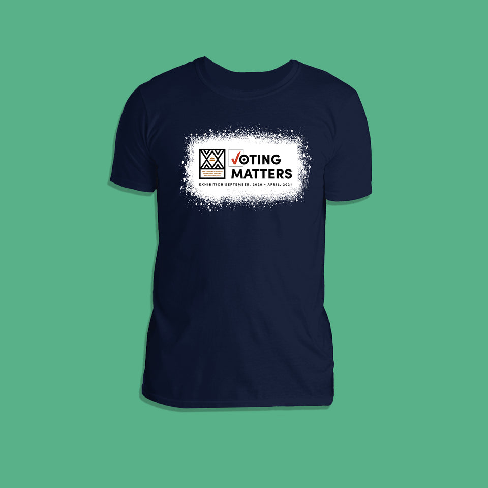 Voting Matters Exhibition T-Shirt