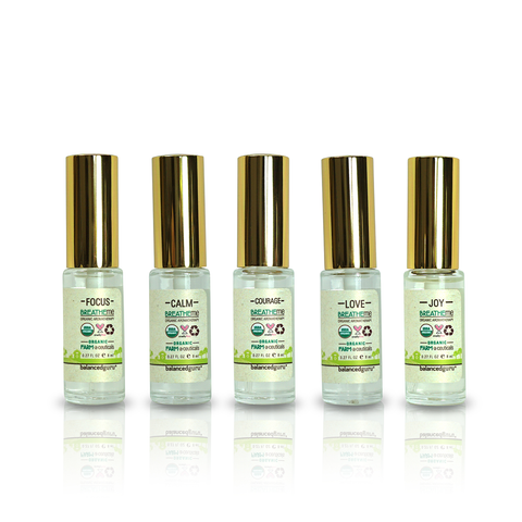 Breathe Me - Aromatherapy Kit
