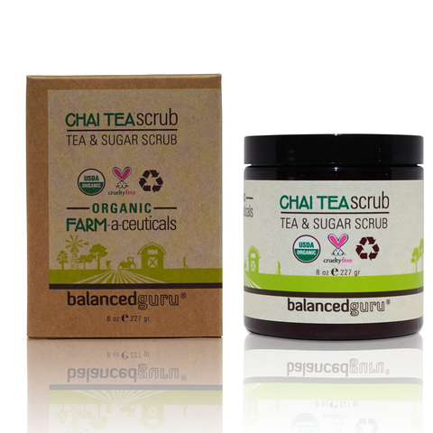 Chai Tea Scrub - SALE
