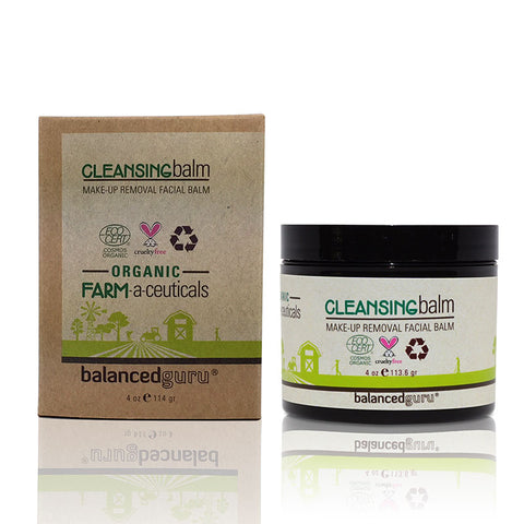 Cleansing Balm Make-Up Remover and Facial Cleanser- SALE