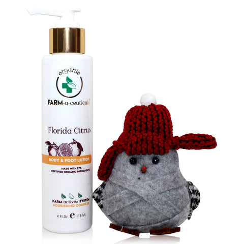 Florida Citrus - Body & Foot Lotion - NEW
