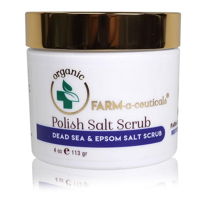 Polish Salt Scrub