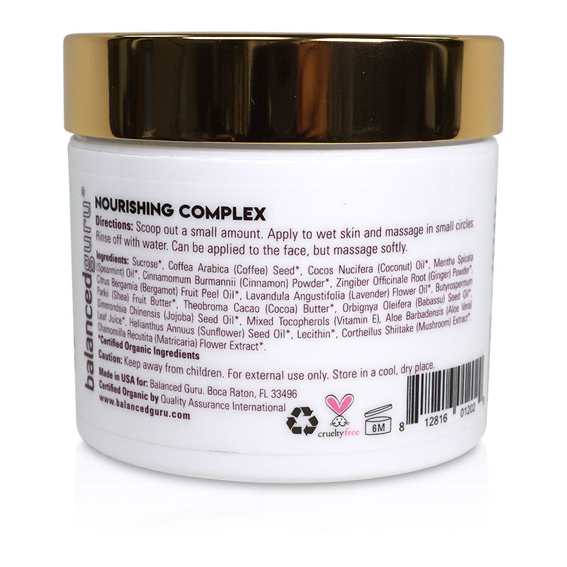 Scrub Me Coffee Body Scrub