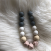 Funny Bunny Kids | Mummy Teething Necklace | Multiple Colour Options