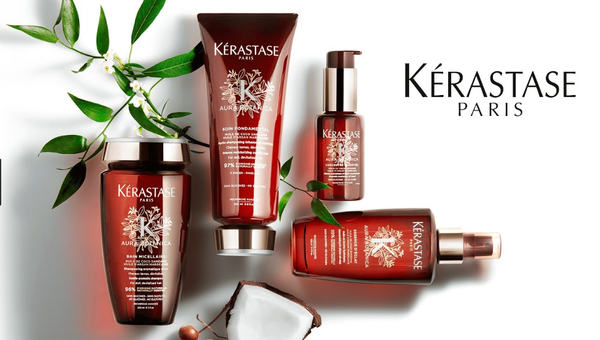 The Aura Botanica range by Kérastase - NEW PRODUCTS!