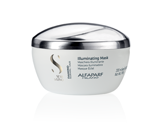 ALFAPARF SEMI DI LINO ILLUMINATING MASK 200ml