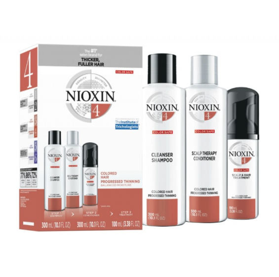 NIOXIN SYSTEM 4 TRIAL KIT XXL