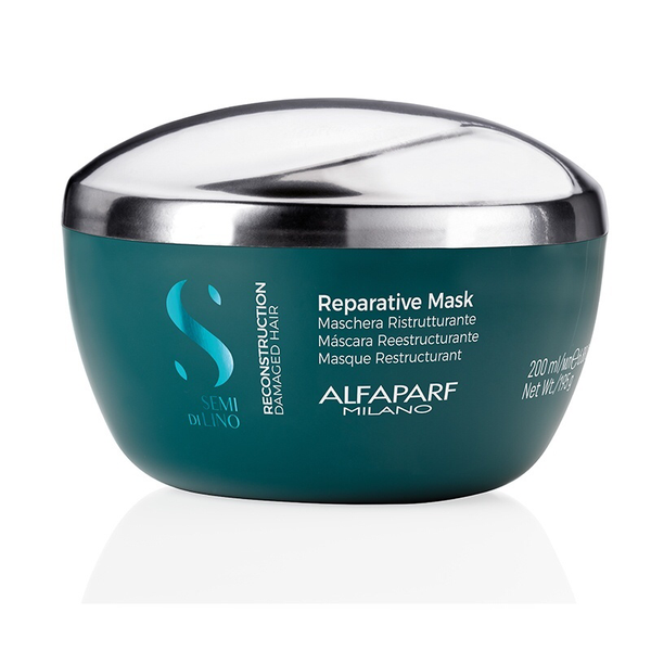 Alfaparf SEMI DI LINO REPARATIVE MASK 200ml