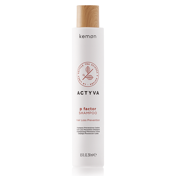 KEMON ACTYVA P FACTOR SHAMPOO 250ML