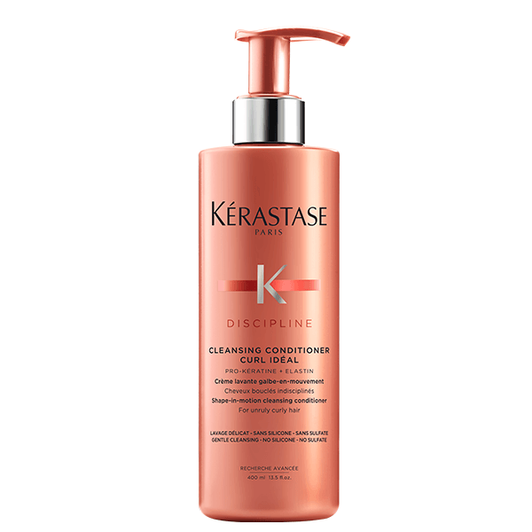 KERASTASE DISCIPLINE CLEANSING CO-WASH CURL IDEAL 400ml