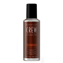 AMERICAN CREW TECH SERIES CONTROL FOAM 200ML