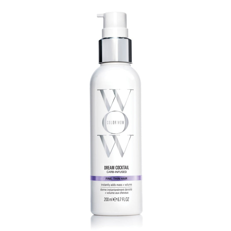 COLOR WOW DREAM COCKTAIL CARB-INFUSED TONIC 200ML