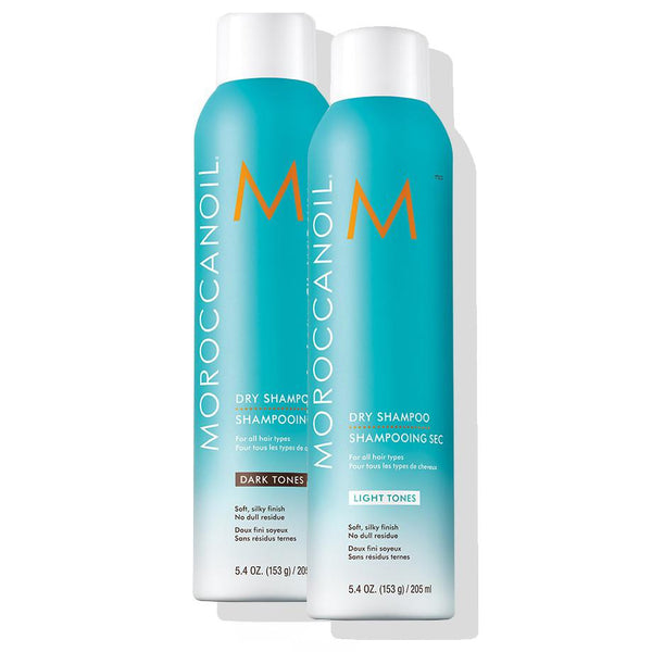 MOROCCANOIL DRY SHAMPOO 205ML – LIGHT TONES