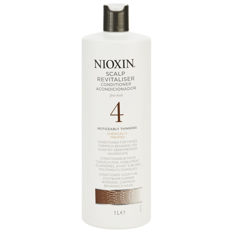NIOXIN SYSTEM 4 SCALP REVITALISER 300ml