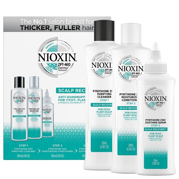 NIOXIN SCALP RECOVERY THREE-STEP SYSTEM
