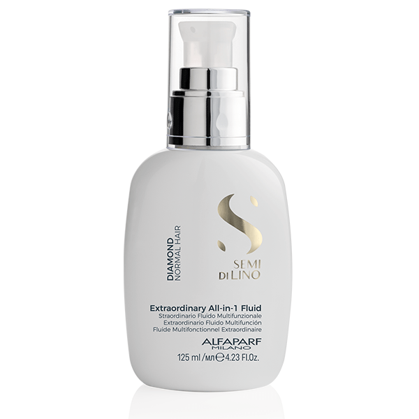 ALFAPARF SEMI DI LINO DIAMOND EXTRAORDINARY ALL-IN-1 FLUID 125ml