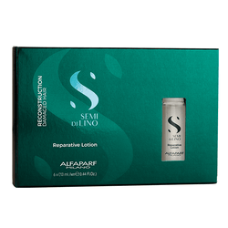 ALFAPARF SEMI DI LINO RECONSTRUCTION REPARATIVE LOTION 6X13ML