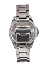 Shield Abyss Bracelet Watch - Silver/Black - SLDSH111-1