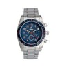 Shield Exley Bracelet Men's Chronograph Diver Watch - Navy