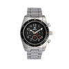 Shield Exley Bracelet Men's Chronograph Diver Watch - Black