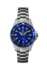 Shield Abyss Bracelet Watch - Blue - SLDSH111-3