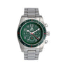 Shield Exley Bracelet Men's Chronograph Diver Watch - Green